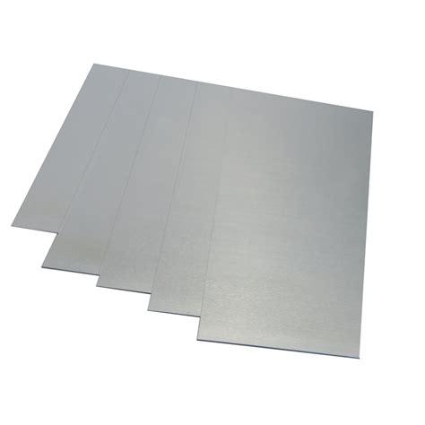 Plat Aluminium 5 X 300 X 500 Alumunium aluminium sheets available from bunnings warehouse