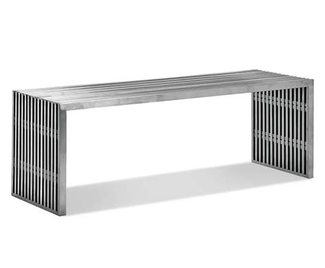 stainless steel benches for sale teak tubular steel bench 1940s for sale at pamono soapp culture