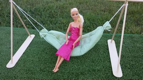 Doll Hammock how to make a doll hammock