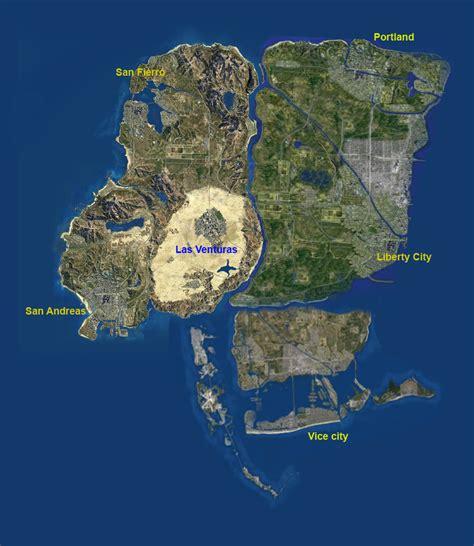 gta usa map cette map de r 234 ve sur le forum grand theft auto v 31 07