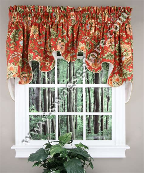 dress curtains imperial dress duchess valance red ellis waverly curtains