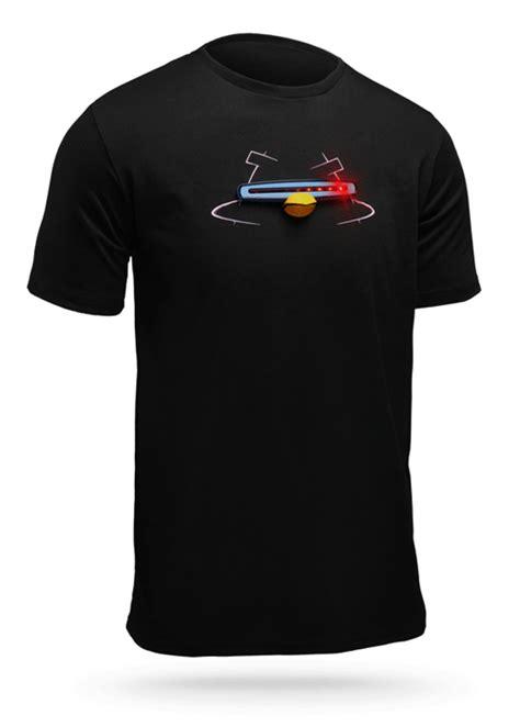 Light Up Shirt by Angry Birds Space Light Up Led Lazer Bird Shirt Thinkgeek