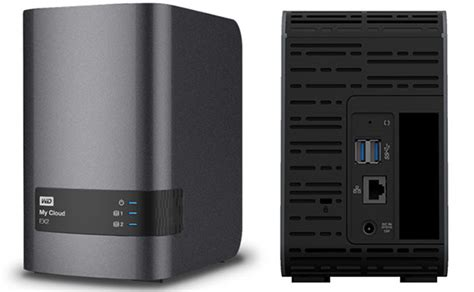 Hdd Ext Eksternal Wdc Wd My Cloud Mirror Gen2 4tb 3 5 1 wd s my cloud ex2 external drive doubles on 3 5 storage the tech report