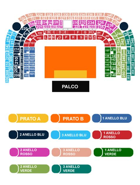 stadio san siro posti a sedere place to be maggio 2013