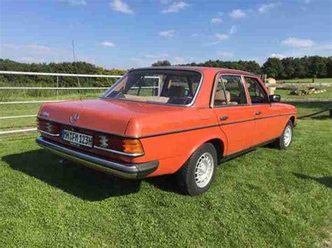 Auto Kaufen 123 by Oldtimer Gebrauchtwagen Alle Oldtimer W123 G 252 Nstig Kaufen
