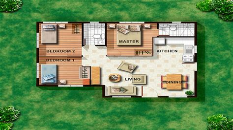Small Cottage House Plans Small House Floor Plans Philippine House Designs And Floor Plans