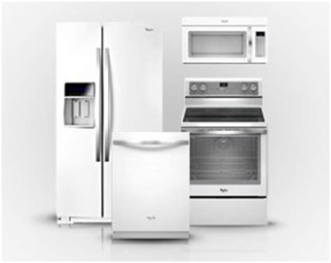 will quot white ice quot replace stainless steel as the new best kitchen appliance packages not stainless steel