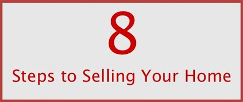 Steps To Selling A House by Syqh
