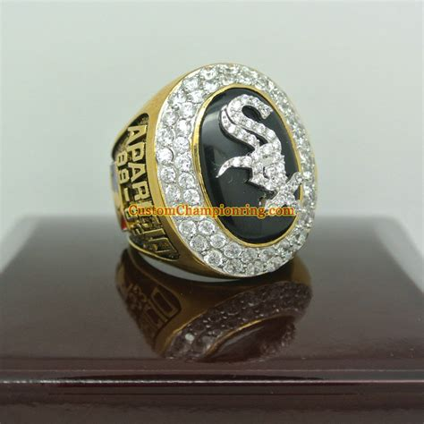2005 chicago white sox world series chionship ring