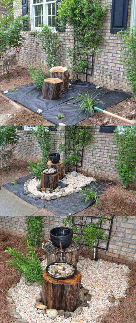 Landscape Timber Disposal 1000 Ideas About Wooded Backyard Landscape On