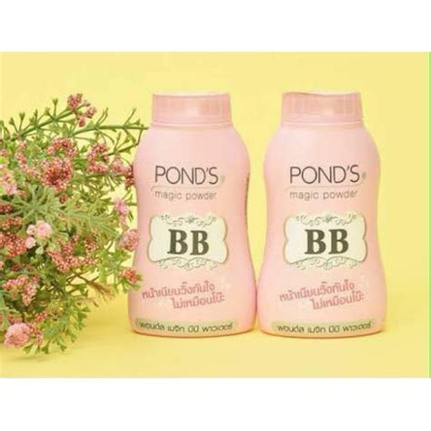 Ponds Bb Magic Powder By Be You ponds magic bb powder cheap authentic health