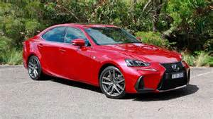 Lexus Sport Sedan Lexus Is200t F Sport 2017 Review Road Test Carsguide