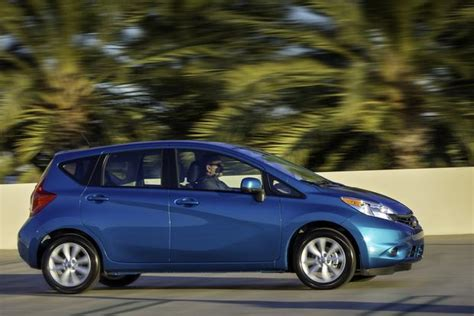 compact nissan versa 2014 nissan versa note new car review autotrader