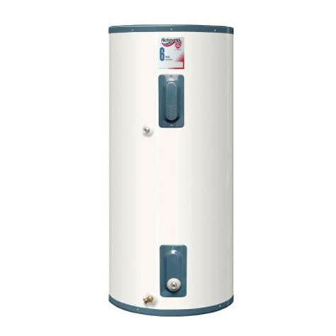 80 gal 6 year solar side connect electric water heater