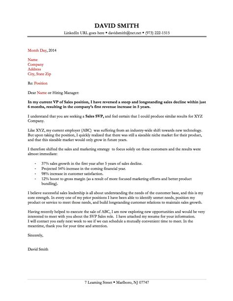 How To Write A Cover Letter For Sales career cover latter exles cover letters to help