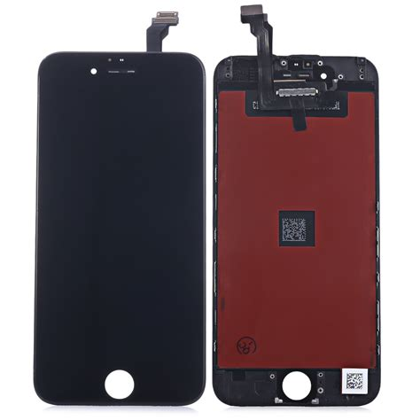Iphone 4 4s 5 5s 6 lcd display touch screen digitizer assembly replacement