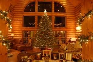 White Christmas Tree Decorated As A Snowman Holiday Highlights Expedition Log Homes Llc