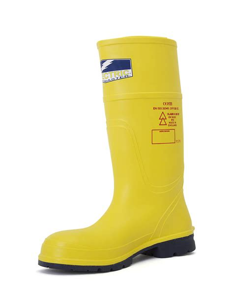 high voltage rubber boots dielectric boots respirex