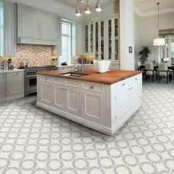 White Kitchen Tile Floor » Home Design 2017