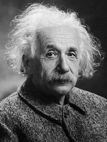 愛因斯坦 1948年
