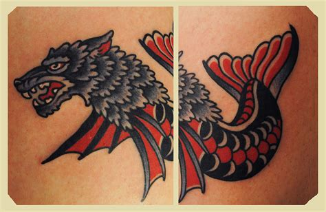 seawolf tattoo the sea wolf company