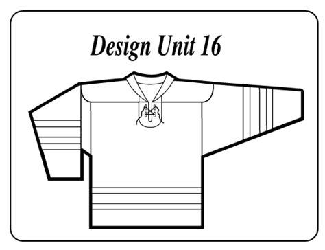 coloring pages of hockey jerseys custom hockey jerseys by tough jersey