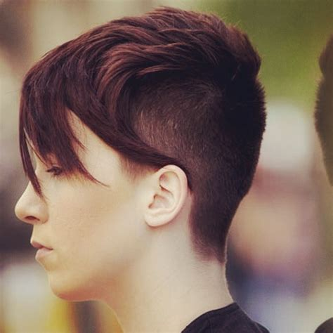 short back and sides pixie hair styles 18 latest short layered hairstyles short hair trends for