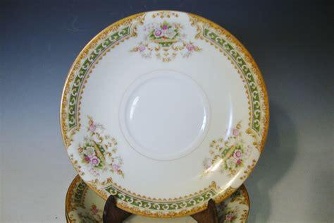Tara Pattern In Japanese   sango china saucer tara pattern occupied japan 5 1 2