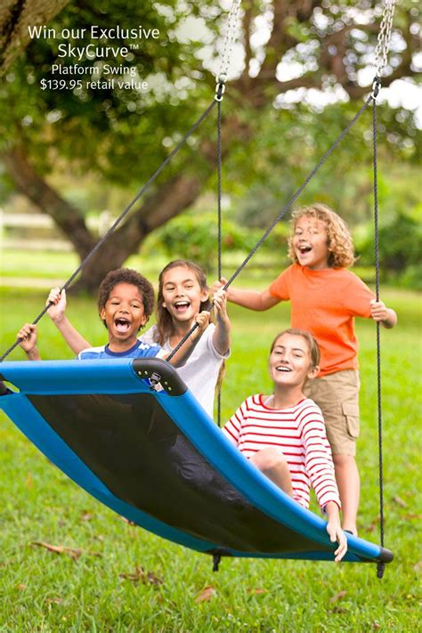Sweepstakes Platform - 28 best images about tree swings and smiles on pinterest surfers skateboard swing