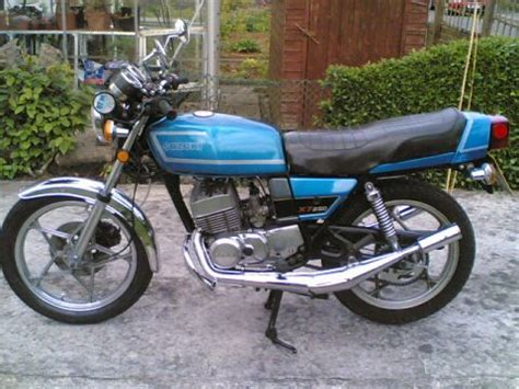 X7 250 Suzuki Suzuki X7 250 1979 From Colin Johnson