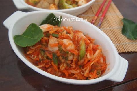 membuat nasi goreng kimchi kimchi resepi terbaik