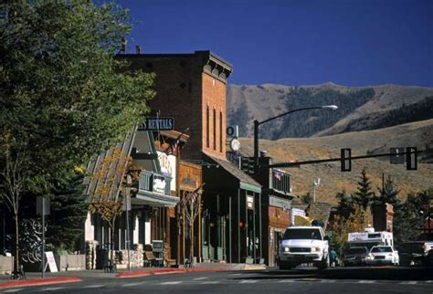 small towns in america with small populations ketchum id made the list of most charming small towns in