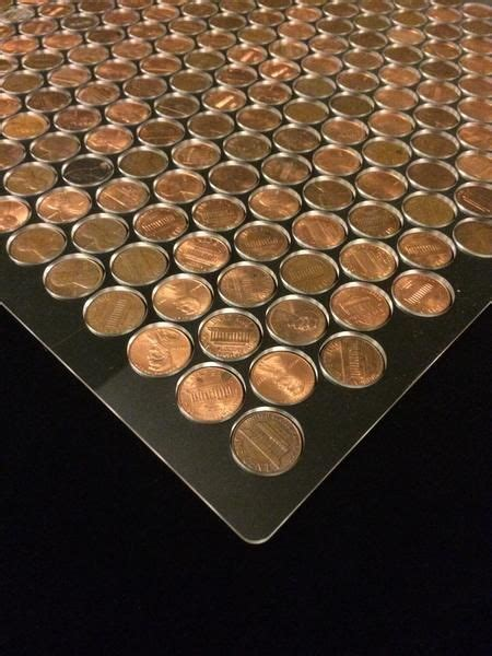 1000 ideas about pennies floor on pinterest garage
