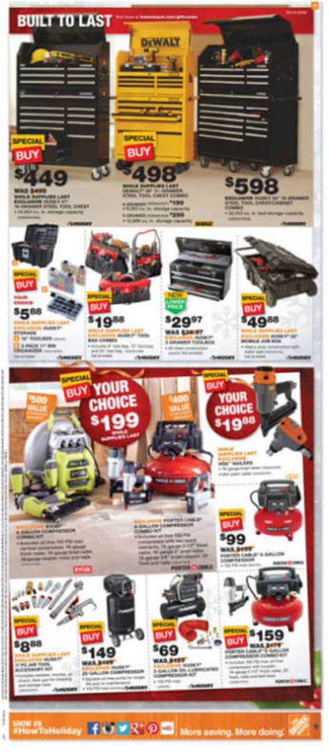 home depot black friday 2014 ad page 12