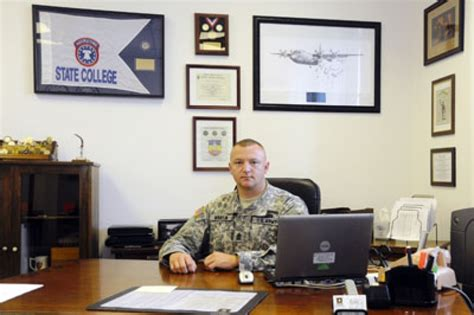 Army Recruitment Office by Overseas Recruiters Find Rewards Despite Obstacles News