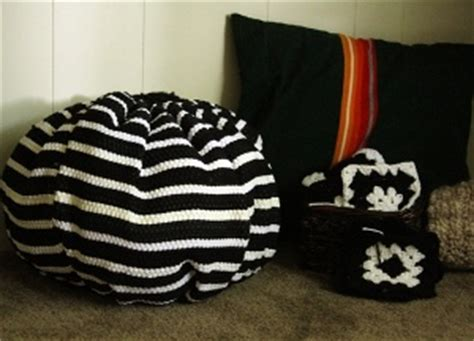 free crochet bean bag chair pattern 31 free sewing patterns favecrafts