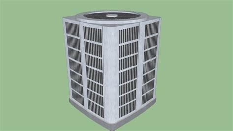 sketchup components  warehouse air conditioning