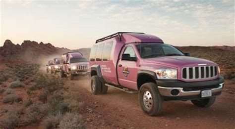Pink Jeep Tours Coupon Pink Jeep Tours Rolls Out New Vehicles Las Vegas Travel
