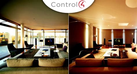 advanced home automation with smart lighting