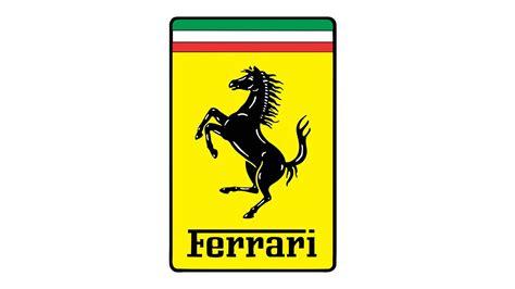 Ferrari Zeichen by How To Draw The Ferrari Logo Symbol Emblem Youtube