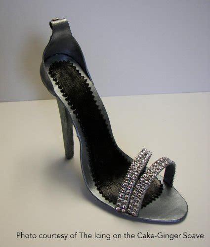 5 quot high heel shoe kit for gumpaste fondant import it all