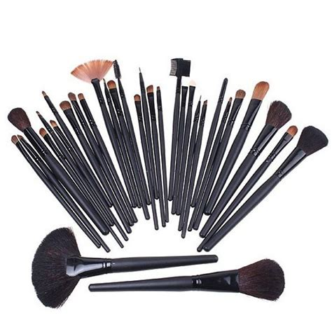 Makeup Brush 8 Set Miniso professional cosmetic makeup brushes 32pcs set knit