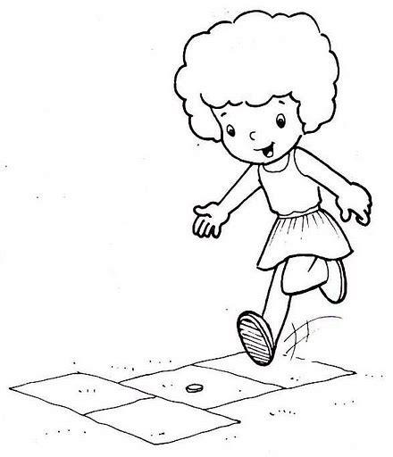 imagenes de niños jugando ula ula mi colecci 243 n de dibujos dibujos de educaci 243 n f 237 sica