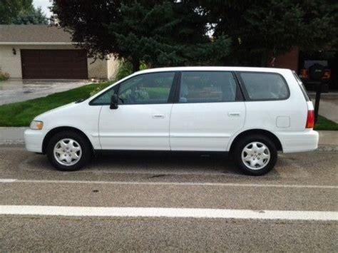 automobile air conditioning service 1996 honda odyssey regenerative braking find used 1996 honda odyssey excellent condition in boise idaho united states for us 6 000 00