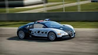 Bugatti Cop Cars Nfs Shift 2 Unleashed Bugatti Veyron 16 4 Scpd On