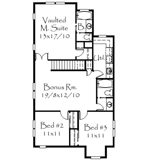 2 Story Great Room House Plans by Cozy Home Plan With Two Story Great Room 8549ms