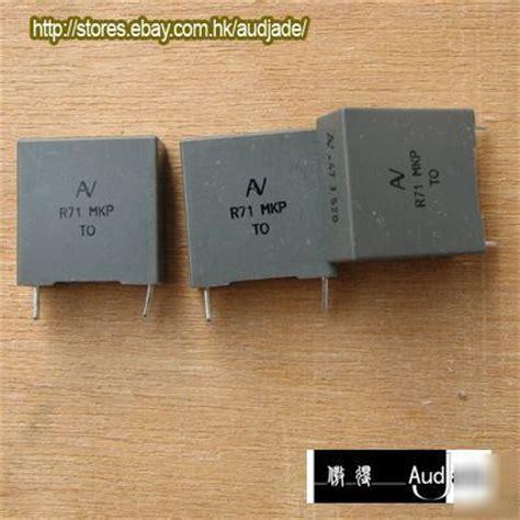 arcotronics capacitors italy new 200pcs 0 47uf 520v arcotronics mkp capacitors