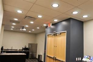 Office Ceiling Light Fixtures Enterprise Center Studies Activeled