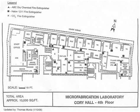 facility layout là gì nano microfabrication facilities