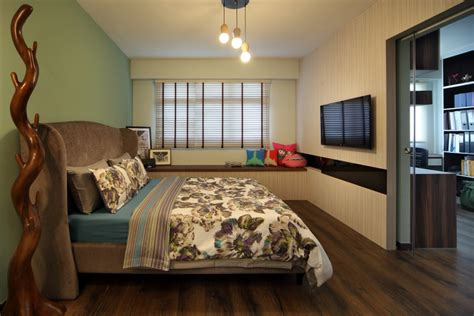 Hdb Bedroom Design Hdb Interior Designers In Singapore Affordable Hdb Interior Designers Boon Siew Interior Design